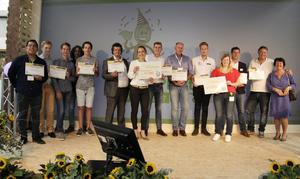 Hortapp and ConnectedGreen Best Idea Plantarium 2017