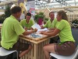 """Willemstein Hoveniers team voted """"Best Green Team at Plantarium"""""""
