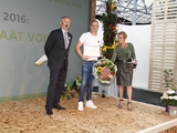 J.G. Cammeraat vof and Rovero Systems B.V. selected as Best Stands at Plantarium 2016