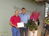 Astilbe 'Chocolate Cherry' (MIGHTY) voted Best Novelty at Plantarium 2016