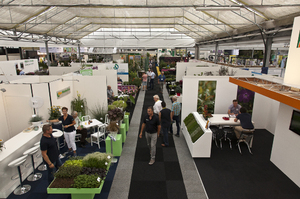 Flying start to autumn trade at the Plantarium Grower's Square