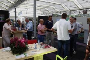 New growers' square at Plantarium